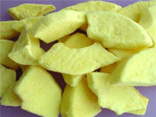 冻干苹果片